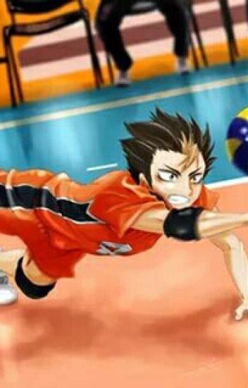 волейбол аниме фото