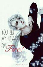 You set my heart on fire! | Yuri On Ice | Vikturi Flashfic | by MartinaPhantomhive