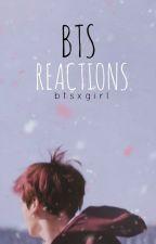 BTS REACTIONS † Deutsch|German by btsxgirl