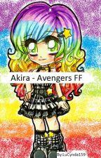 Akira - Avengers FF by LuCynda159