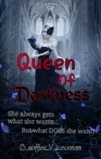 Queen of Darkness by B_waffles_V_icecream