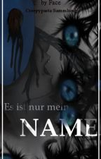 """Es ist nur mein Name"" (Eyeless Jack FF) by betweenmyface"