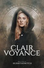 Clairvoyance » Doctor Strange by -StayEvil
