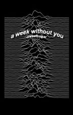 a week without you » n.h. by -sweetsugar
