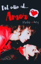 Del odio al amor (MINKEY)|ADAPTACIÓN| by sunji_24