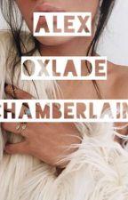 Alex Oxlade-Chamberlain-Besties by QueenTiddays
