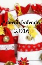Adventskalender 2016 by Potterhead_Psycho