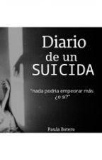 Diario de un suicida. by foreve_wiz