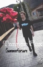 Tanner Fox// Where have you been? (slow updates) (rewriting/editing) by Summerforsure
