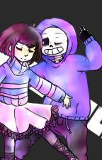 2 Steps Together ~SansxFrisk Dancetale~ by SakuraGirl10