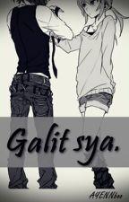 Galit sya. (One Shot) by ayennboo