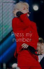 [OS][샤이니] L.Taemin ↠ Press your number by ErainMinhami