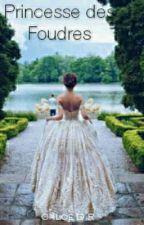 Princesse des Foudres (Boxe Love T2) En Arrêt by cloduqriv