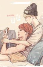 The Roommate // Yoomin Love Story.  by moshimoshiyoomindesu