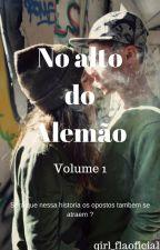No alto do Alemão by Girl_fla