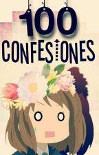 100 Confesiones  by MxriPxu