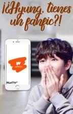 ¡¿Hyung, tienes un fanfic?!  [Namjin] by belutxh-