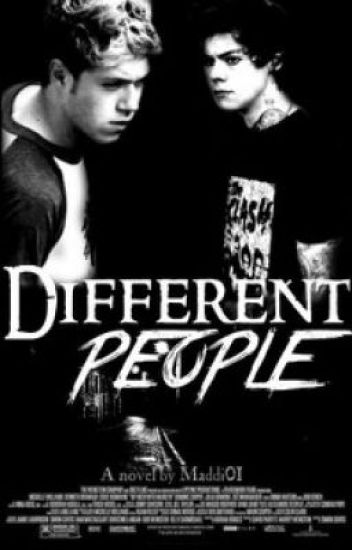 Different People ➸ Narry