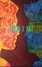 💛💙Imágenes Simon x Baz💙💛 by BombonRuiz