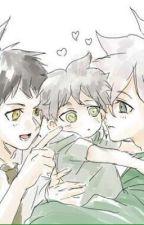 Komaeda and Hinata's... BABY?! by KayBay296