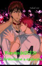 Volviéndome A Enamorar  by kurotsuki2009