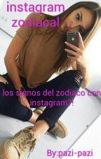 instagram zodiacal by pazi-pazi