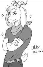 Teen Asriel X Reader  by Rhiisgreen