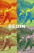 Begin ~ (NamKook)  by LadieKelly