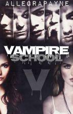 Vampire School » l.p. by allegrapayne