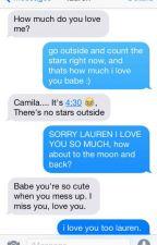 Camren Texts by LernBeevJergi