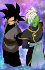 Black Goku X Reader Part 1. by Zamasu_x_Black