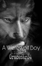 A werewolf boy by gracesar34