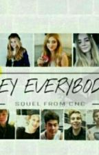 Hey Everybody by Mashtonhoodings