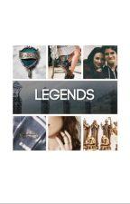 Legends ▷ Harry Potter by mandymilkobitch