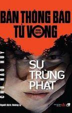 sự trừng phạt - bản thông báo tử vong (ngoại truyện) by HNguyn430224