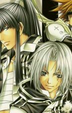 D-Gray Man Hallow x Reader  by Blood_Pain_Death