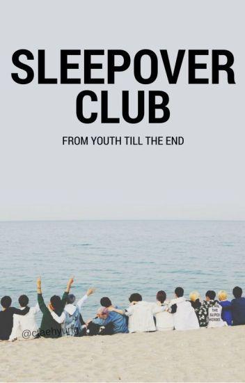 Sleepover Club (seventeen x reader)