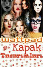 Wattpad Kapak Tasarımları by dacegiz1320