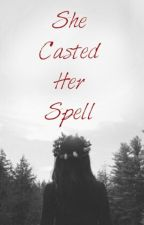 She Casted Her Spell by AshEETee