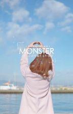 monster; cover shop  by nailayaa