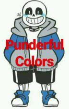 Punderful Colors (SansXreader) by DJsansy