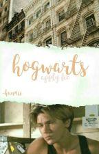 hogwarts || by -hunnii