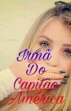 Irmã do capitão América  by IssaLimma
