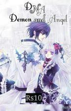 DNA (Demon 'N Angel) by RubyStone10