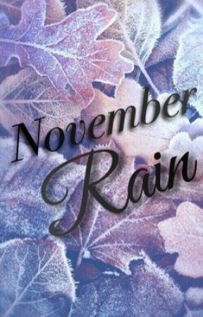 November Rain by MissyofMuse