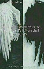 L'angelo della vita e della morte by insegnami_a_sognare