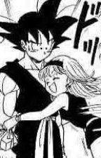 Goku x Bra: Este amor no tiene tiempo, ni fronteras by MariiOficialZ