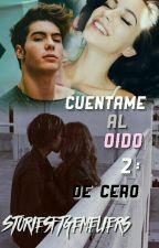 Cuéntame al oído II •| Jesús Oviedo |• by StoriesftGemeliers