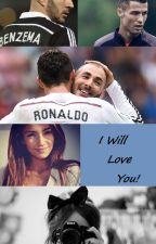 I will love you! | Karim Benzema i CR7 [Zawieszone] by Martynka0808