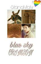 Синее небо малинового цвета  by Jacks_Pasco